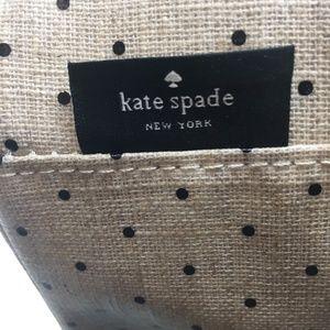 NEW Kate Spade Polka Dot Lunch Bag Cooler Tote